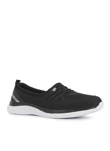 Slazenger Slazenger ARIA Sneaker Kadın Ayakkabı  Siyah